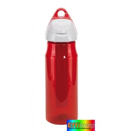 Butelka na napoje, REFRESHER, czerwony.