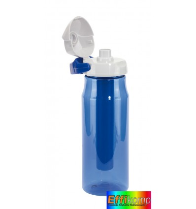 Butelka na napoje, REFRESHER, niebieski.