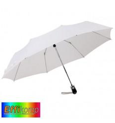 Parasol COVER, automatyczny, wiatroodporny, biały.