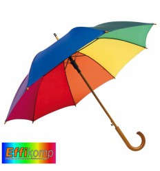 Parasol TANGO, automatyczny, wielokolorowy.