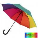 Parasol WIND, automatyczny, wielokolorowy.