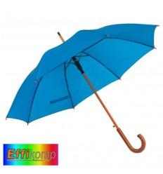 Parasol TANGO, automatyczny, niebieski.