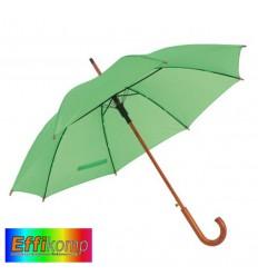 Parasol TANGO, automatyczny, jasnozielony.