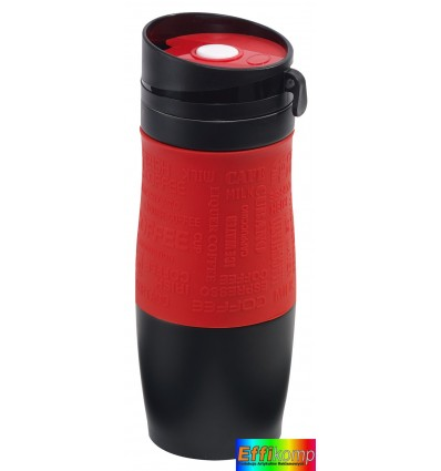 Kuber termiczny, GOLDEN DREAM, czarny/czerwony.