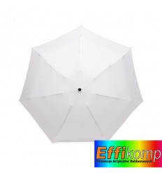 Parasol, SHORTY, biały.