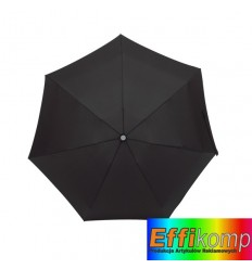 Parasol, SHORTY, czarny.