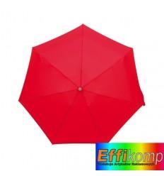 Parasol, SHORTY, czerwony.