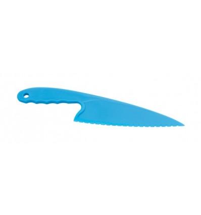 Nóż do ciast, CUT, niebieski.
