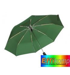 Parasol automatyczny, wiatroodporny, BORA, ciemnozielony.