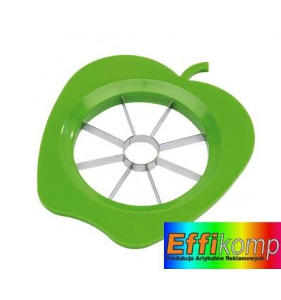 Nóż do jabłek, SPLIT, zielony.