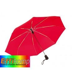 Parasol automatyczny, wiatroodporny, BORA, czerwony.
