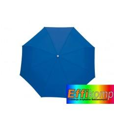 Parasol wodoodporny, TWIST, niebieski.