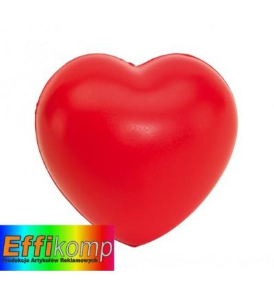 Serce antystresowe, AMOR, czerowny.