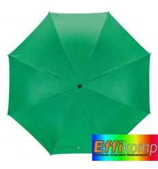 Parasol, REGULAR, zielony.