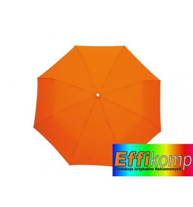 Parasol wodoodporny, TWIST, pomarańczowy.