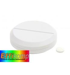 Dzielnik tabletek, EASY CUT, biały.