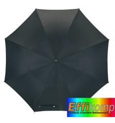 Parasol, REGULAR, czarny.