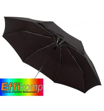 Automatyczny parasol kieszonkowy, PRIMA, czarny.
