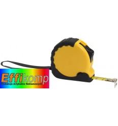 Tasma pomiarowa, ELEMENTAL, 5m, czarny/żółty.