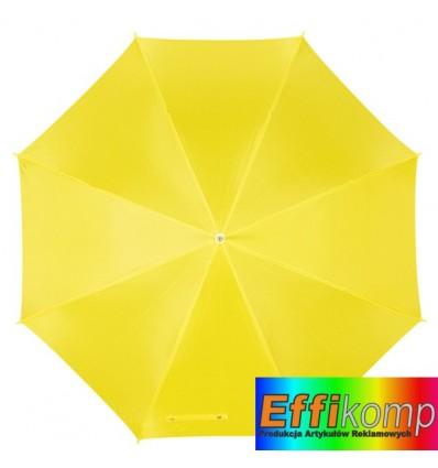 Parasol automatyczny, DANCE, żółty.
