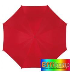 Parasol automatyczny, DANCE, czerwony.