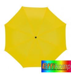 Parasol, REGULAR, żółty.