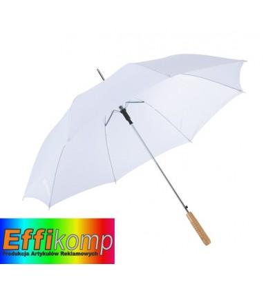 Parasol automatyczny, SAMBA, biały.