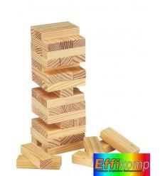 Gra wieża, HIGH-RISE, drewniany.