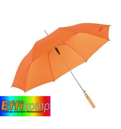 Parasol automatyczny, SAMBA, pomarańczowy.