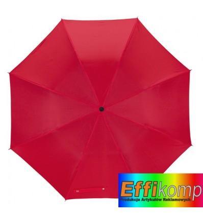 Parasol, REGULAR, czerwony.