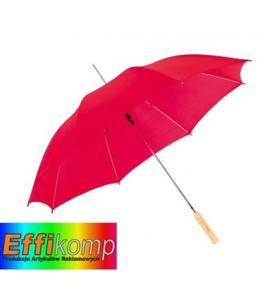 Parasol automatyczny, SALSA, czerwony.