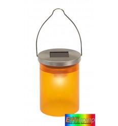 Słój solarny, CELEBRATION, pomarańczowy.