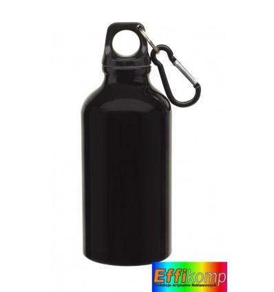 Butelka Aluminiowa, TRANSIT, czarny.