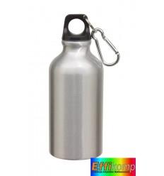 Butelka Aluminiowa, TRANSIT, srebrny.
