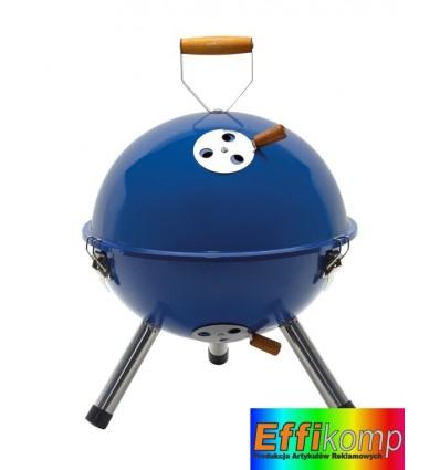 Grill, COOKOUT, niebieski.