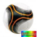 Piłka nożna, ARENA, biały/czarny/pomarańczowy.