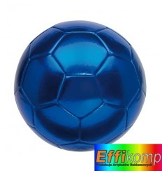 Piłka, KICK, niebieski.