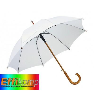 Parasol automatyczny, TANGO, biały.