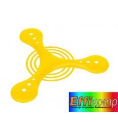 Bumerang, COME BACK, żółty.