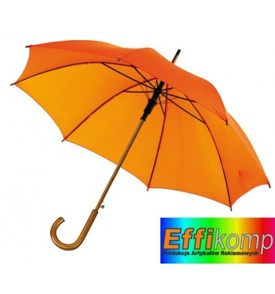 Parasol automatyczny, TANGO, pomarańczowy.
