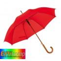 Parasol automatyczny, TANGO, czerwony.