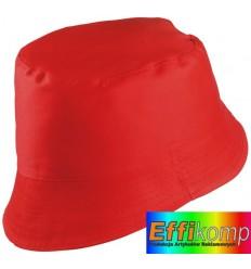 Kapelusz przeciwsłoneczny, SHADOW, czerwony.