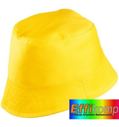 Kapelusz przeciwsłoneczny, SHADOW, żółty.