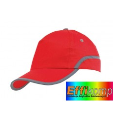 Czapka baseballowa, SIGNAL, czerwony.