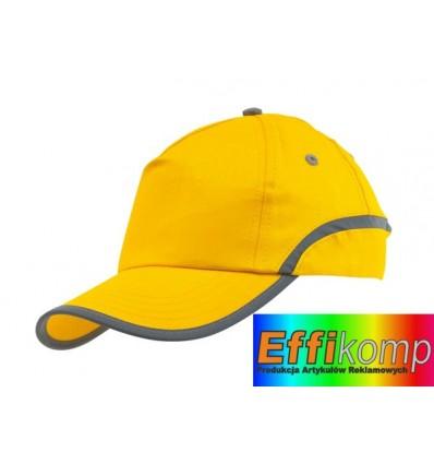 Czapka baseballowa, SIGNAL, żółty.
