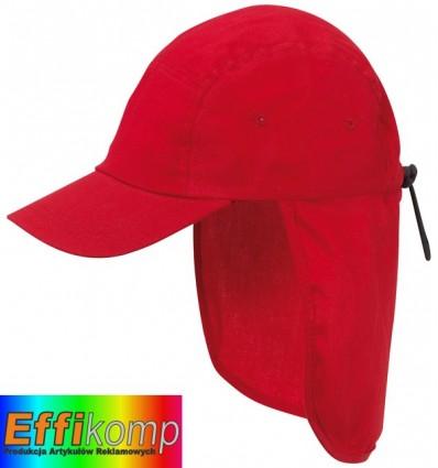 Dziecięca czapka, WICKIE, czerwony.