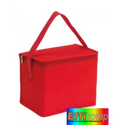 Torba izotermiczna, CELSIUS, czerwony.
