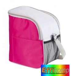 Torba izotermiczna, GLACIAL, różowy.