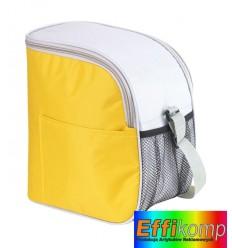 Torba izotermiczna, GLACIAL, żółty.