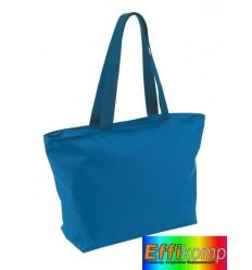 Torba na zakupy, EASY, niebieski.